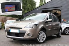 OCCASION RENAULT CLIO III (2) ESTATE 1.5 DCI 85 EXCEPTION TOMTOM