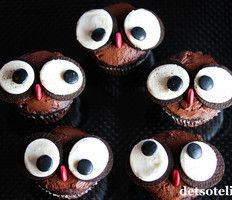The American way! Oreos, American, Desserts, Recipes, Food, Muffins, Cakes, Decoration, Tips