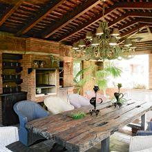 Patio de revista el mueble home sweet home pinterest for El mueble terrazas
