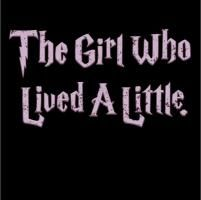 The Girl Who Lived A Little from www.LostWorldShirts.com