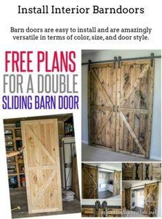 Best 25 Closet Barn Doors Ideas On Pinterest Sliding