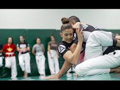 Women's Self-defense That Actually Works! (Gracie Jiu-Jitsu) - YouTube