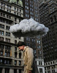 Cleverly Surreal Photography - Photographer Hugh Kretschmer Creates Thought-Provoking Imagery