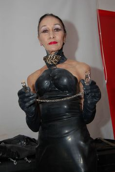 Something is. Mature blonde dominatrix in leather excellent phrase