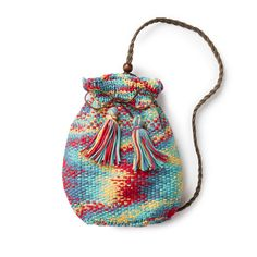Yarnspirations is the spot to find countless free intermediate knit patterns, including the Bernat Knit Bucket Tote. Browse our large free collection of patterns & get crafting today! Loom Knitting, Knitting Patterns, Free Knitting, Crocheting Patterns, Crochet Hoodie, Knitted Bags, Crochet Bags, Knit Bag, Crochet Purses