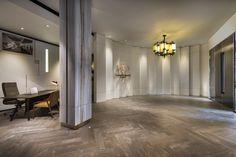 Hakwood Flooring - European Oak - Dutch Scrape Collection - Delft - E&O Office - Singapore