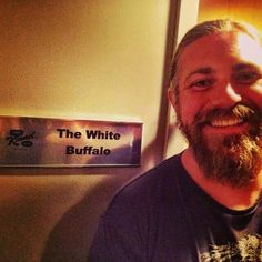 Jake Smith the white buffalo
