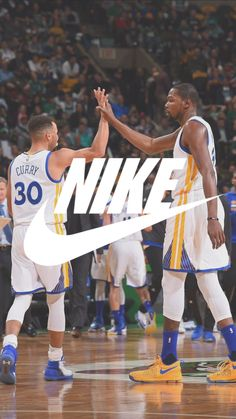 #Nike #Warriors #Golden State #GSW #KevinDurant #StephenCurry