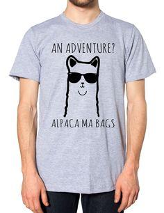 An-Adventure-Alpaca-Ma-Bags-T-Shirt-Funny-Cartoon-Teen-Llama-Men-Women-Kids-Girl