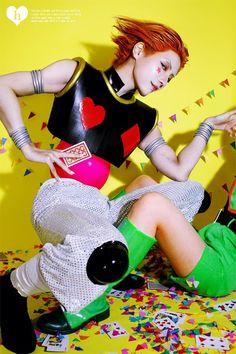 est Hisoka Cosplay Photo - WorldCosplay