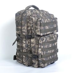 Камуфляжный тактический рюкзак на 45 л- код 91-94  | купить в Украине | опт и розница