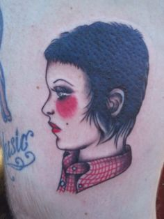 skinhead girl #2