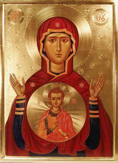 Virgen Oranta