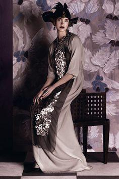 Steven Meisel 2007 - Natalia Vodianova ~Fashion for Fashion Sake~