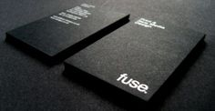 40 Stunning and Beautiful Minimal Business Cards Design