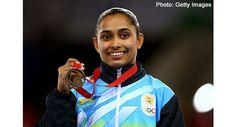 Dipa Karmakar is the Inspiring India Woman : Survey     ఎలాంటి విన్యాసాలనైనా ఆలవోకగా చేయగల దిట్ట జిమ్నాస్ట్ దీపా కర్మాకర్. ఇటీవలే ముగిసిన రియో ఒలింపిక్స్లోనూ తన ప్రదర్శనతో అందరి దృష్టినీ ఆకర్షించిందామె. అందుకే అత్యంత..http://bit.ly/2bTgp9A      #DipaKarmakar #Gymnast #VasundharaKutumbam