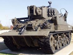 M74 Armored Recovery Vehicle