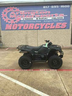New 2017 Suzuki KingQuad 400ASi Special Edition ATVs For Sale in Texas. 2017 Suzuki KingQuad 400ASi Special Edition, 2017 Suzuki KingQuad 400ASi helps you every step of the way. The fully automatic Quadmatic trani has two and four-wheel drive - Whether you're working hard or getting away from it all, the 2017 Suzuki KingQuad 400ASi helps you every step of the way. The fully automatic Quadmatic transmission has two and four-wheel drive modes to handle rough trail conditions while completing…