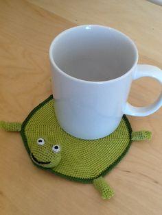 Frog coaster