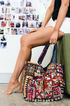 1c1ad4e8a7 HOBO TOTE. Virginia Gerrish · Fabulous Bags