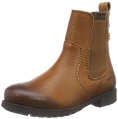 Bisgaard TEX boot, Unisex-Kinder Chelsea Boots, Braun (42…
