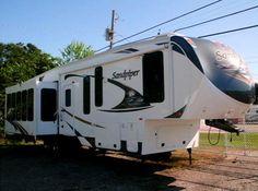 2012 #Sandpiper 330 RL #Fifth_wheel in Meridian @ http://www.shop-rvs.com/