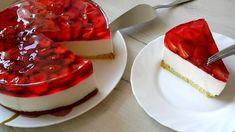 Baking Recipes, Cake Recipes, Dessert Recipes, Napoleon Cake, Honey Cake, Gelatin, What To Cook, Cheesecakes, Chocolate Cake