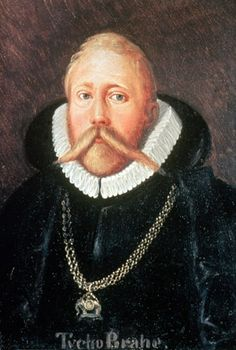 On October 24, 1601, Danish astronomer Tycho Brahe died at the age of 54. How are you related?