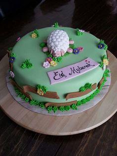 'Eid mubarak cake