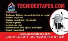 Destapamos todo tipo de tuberías y cañerías WhatsApp 3147535146 con sondas electricas y de varillas ofrecemos servicio de plomería en general con personal altamente calificado y certificado arreglos locativos y remodelaciónes en general trabajos grantizados. Plomeros Bogotá,plomeros Bogotá norte ,plomeros a domicilio en bogotá.fomtaneros en Bogotá. Villa Del Prado, Tape, San Antonio, Granada, Carrera, Certificate, Saint Christopher, Tarot Spreads, Norte