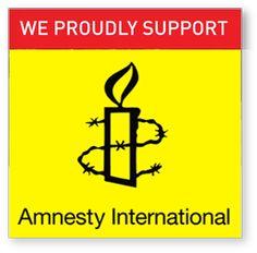Please donate to Amnesty International