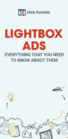 Small business owners and entrepreneurs, do you use Lightbox Ads to grow your audience? If not, we've got you covered. Learn everything you need to know about Lightbox Ads as a digital marketer, online business owner, and more. In this article we will cover what is a Lightbox Ad, why you should use Lightbox Ads, and how it can help grow your business. Click through now! #marketingideas #contentideas #webdesign Sales And Marketing, Marketing Ideas, Internet Marketing, Online Marketing, Digital Marketing, Business Checks, Landing Page Design, Lightbox, Lead Generation