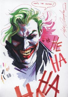 Joker by Felipe Massafera