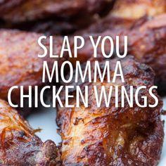 Today Show: Adam Richman Apology + Slap Yo Momma Chicken Wings Recipe
