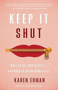 $5 DEAL: Keep It Shut paperback is currently on sale at Lifeway Stores.