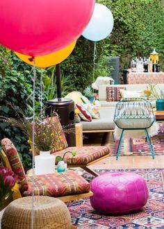 De la couleur pour mon jardin - Marie Claire Maison