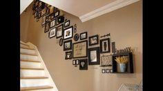 Стена лестницы