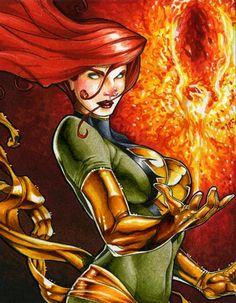 X-Men: Phoenix (Jean Grey)