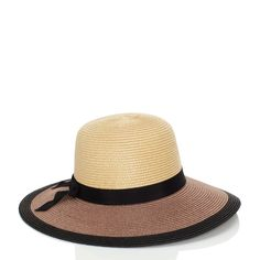 straw hat from kate spade