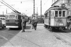 Ilyen is volt Budapest - évek táján, Hungária körút Bus Terminal, Light Rail, Bus Stop, Hungary, Budapest, Street View, Buses, Busses