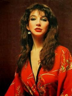 Gorgeous 1978 high quality Kate Bush photo Restored by The Kate Bush Picture Collection Women Of Rock, Music People, Female Singers, Beautiful Actresses, Beautiful Celebrities, Record Producer, Role Models, Celebs, Lady