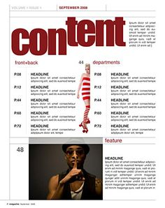 magazine table of contents images | Smithsonian Magazine Table of ...
