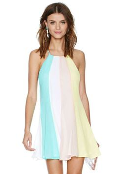 Nasty Gal Candy Coated Dress - cute for wedding!