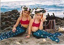real life mermaids:)
