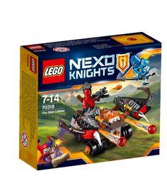 70318 LEGO Nexo Knights ildkuglekaster