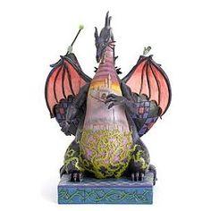Sleeping Beauty Maleficent Figurine (Jim Shore Disney Traditions) |Disney Store