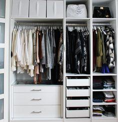 1000 ideas about kleiderschrank ikea on pinterest armoires pax wardrobe and kleiderschrank. Black Bedroom Furniture Sets. Home Design Ideas