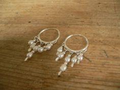 Ohrringe Silber Perlen | eBay