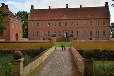 Selsø Castle, Denmark Denmark Castles, Slotte, Kingdom Of Denmark, Royal Palace, Country Estate, Homeland, Danish, Scotland, Medieval