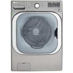 The WASHER of my dreams... and its mine.... I can't wait for its arrival. LG Electronics, 5.2 DOE cu. ft. High-Efficiency Front Load Washer with Steam in Graphite, ENERGY STAR, WM8000HVA at The Home Depot - Mobile
